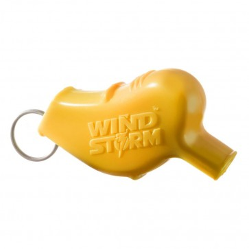 Innovative Scuba Concepts WindStorm Safety Whistle Yellow