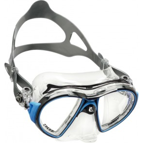 Cressi Air Mask Crystal Blue
