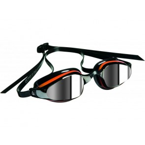 Aqua Sphere MP K180 Plus Dark Mirror Lens Mens Goggle