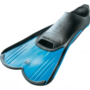 Cressi Light Pool & Training Full Foot Short Fins View