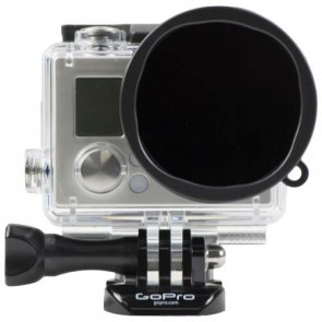 PolarPro Neutral Density Filter for GoPro Hero3+ front