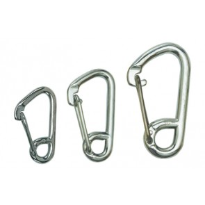 Innovative Scuba Concepts Wire Gate Carabiner Clip