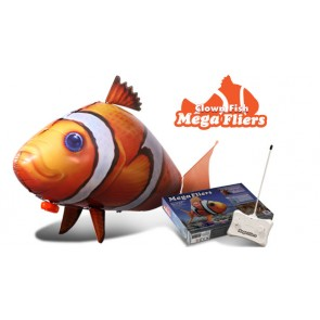 MegaFlier Remote Controll Clown Fish