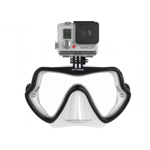 Octomask Frameless Scuba Mask for GoPro Camera