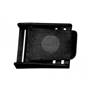 Innovative Black Plastic Weight Belt Buckle