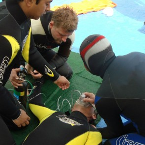 PADI O2 (Oxygen) Provider Specialty Course