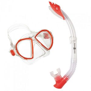 Duetto Midi LX + Palau LX Snorkel Set Red