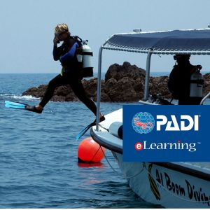 PADI Open Water E-Learning Course