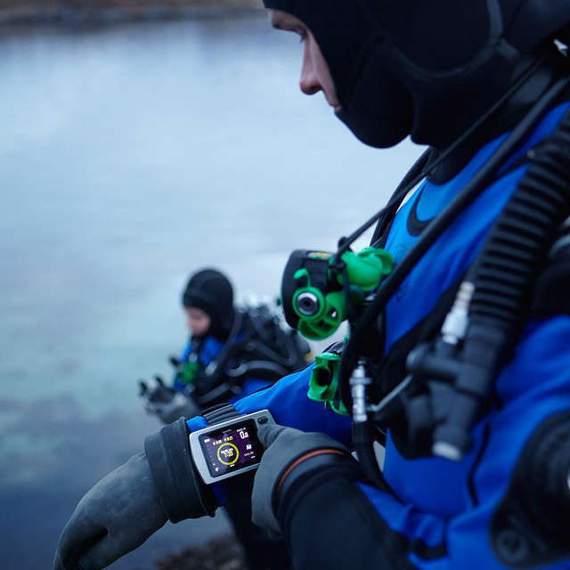 Suunto eon steel dive computer full customization support